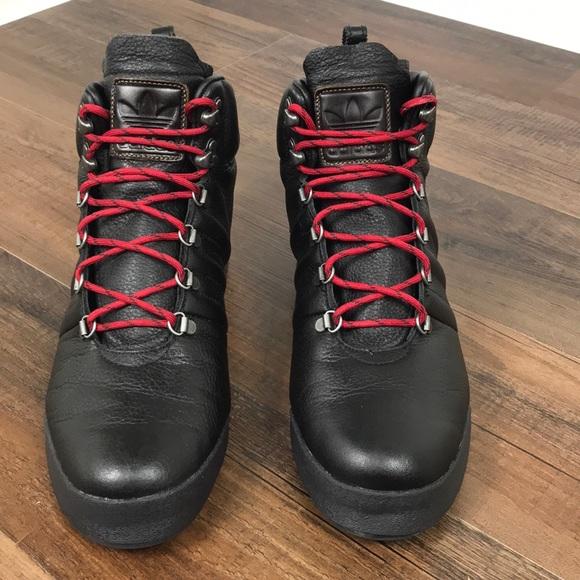 78997111e10 Adidas Jake Blauvelt Premium Leather Boots